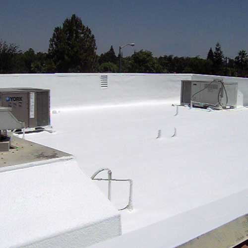 Foam Roofing - Roofing Installation - Fort Bragg, California