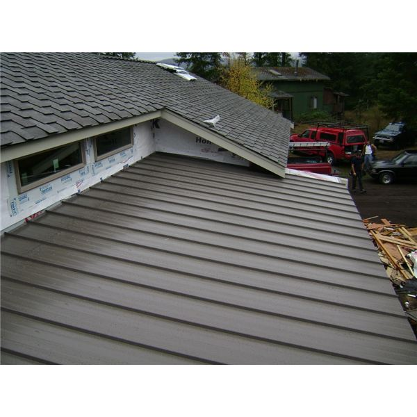 Steel Roofing - Roofing Installation - Texas