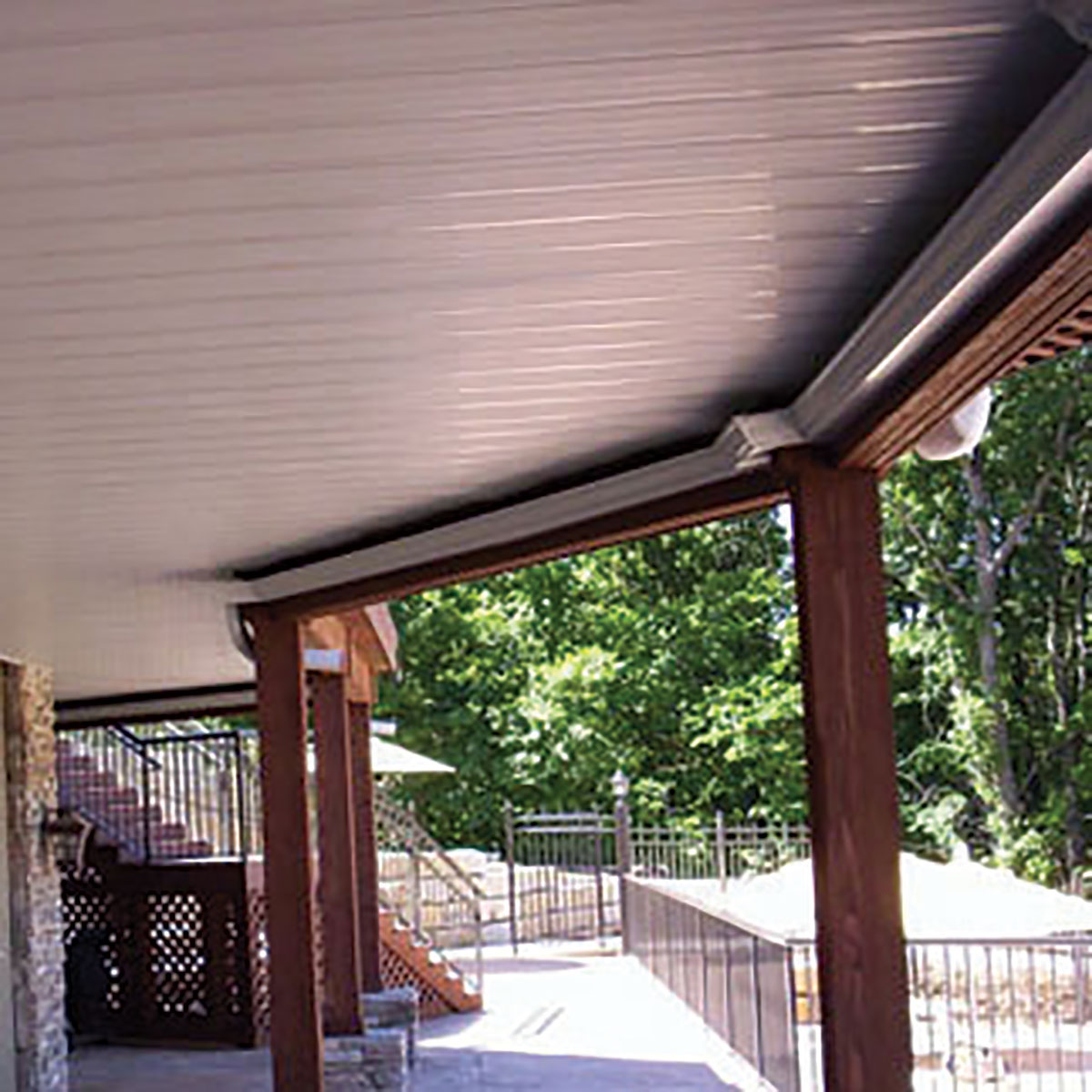 Under Deck Roofing - Roofing Installation - Nevada