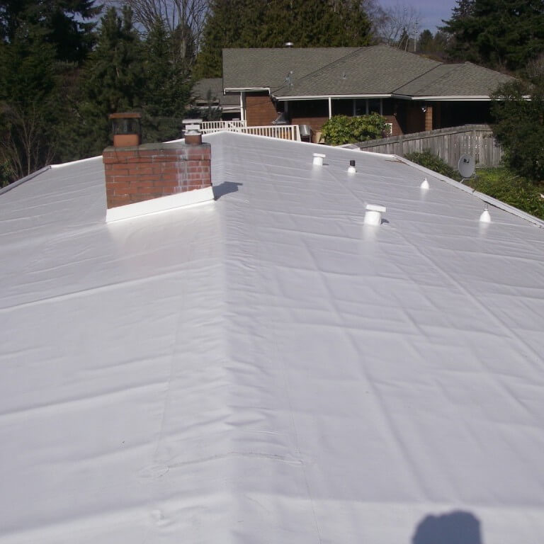 Vinyl Roofing - Roofing Installation - South Carolina